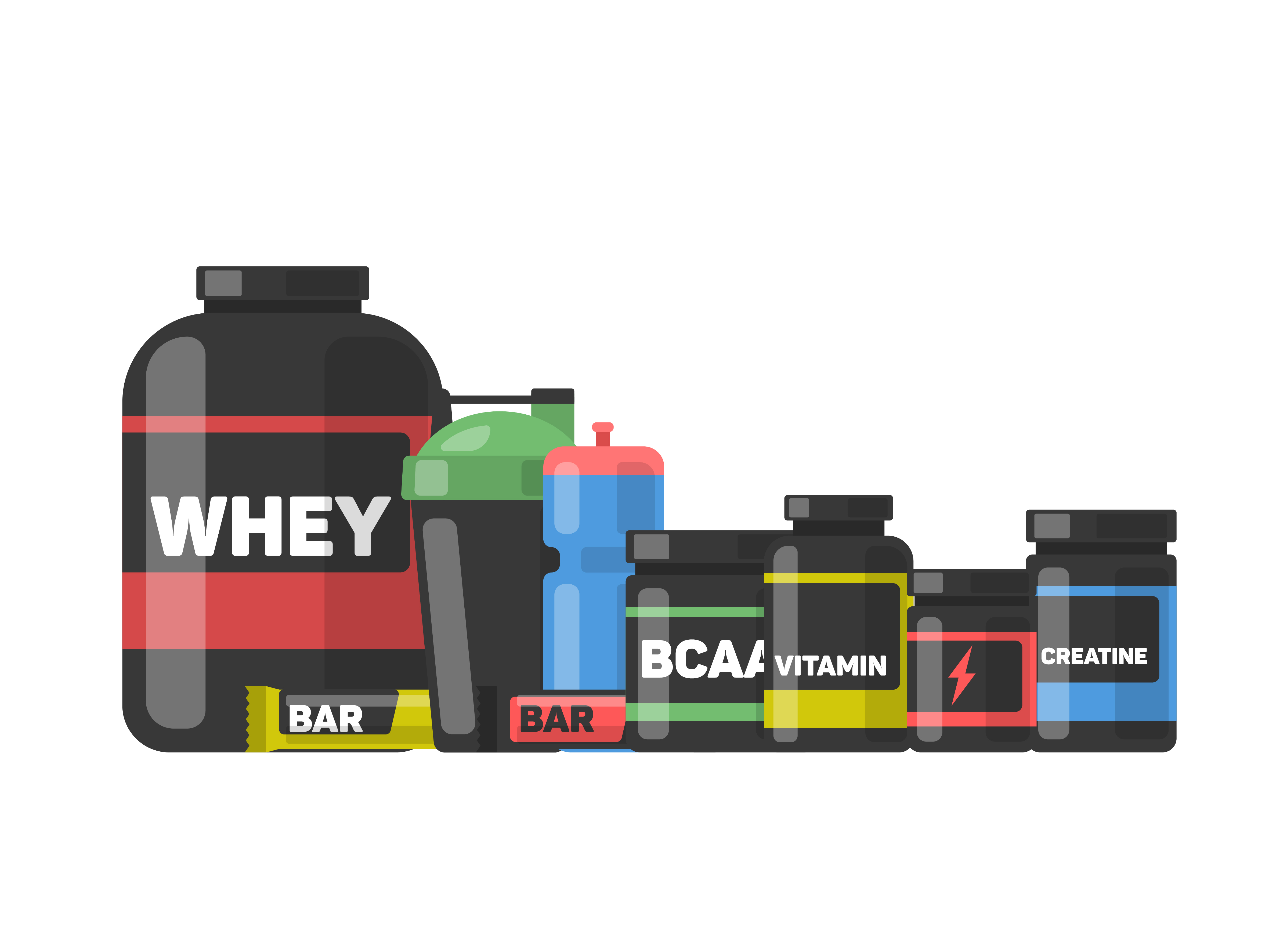 Image of Sport and fitness nutrition supplements - Supplement Manufacturers in Australia